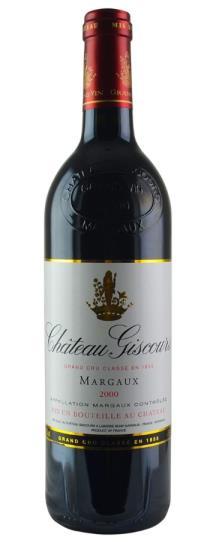 2000 Giscours Bordeaux Blend
