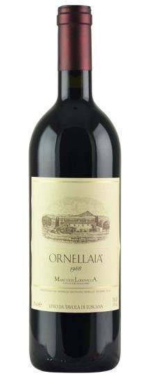 1988 Tenuta dell'Ornellaia Ornellaia