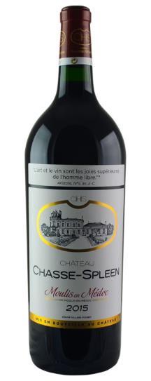 2015 Chasse-Spleen Bordeaux Blend