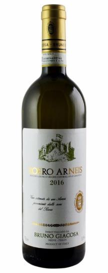 2016 Bruno Giacosa Roero Arneis