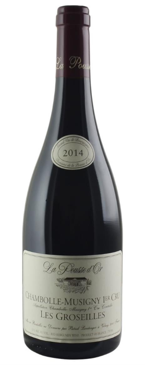Buy 2012 pousse d 39 or domaine de la chambolle musigny les for La fenetre a cote pinot noir 2012