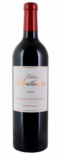 2014 Montlandrie Bordeaux Blend