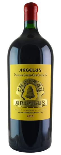 2015 Angelus Bordeaux Blend