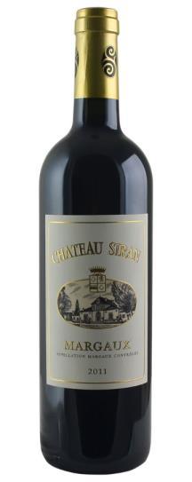 2012 Siran Bordeaux Blend