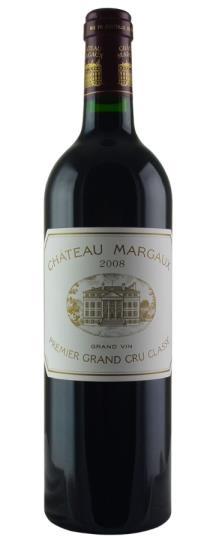 2008 Chateau Margaux Bordeaux Blend