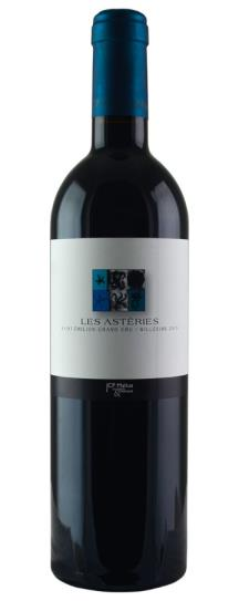 2015 Les Asteries Bordeaux Blend