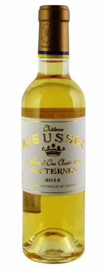 2014 Rieussec Sauternes Blend