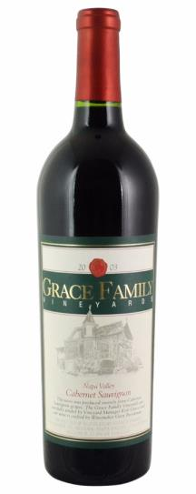 2003 Grace Family Vineyard Cabernet Sauvignon