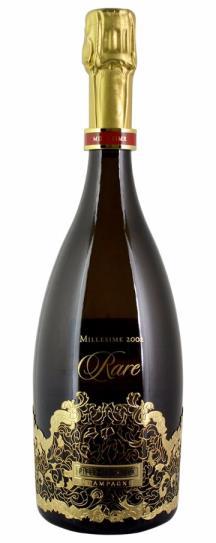 2002 Piper Heidsieck Brut Champagne Cuvee Rare