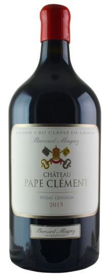 2015 Pape Clement Bordeaux Blend