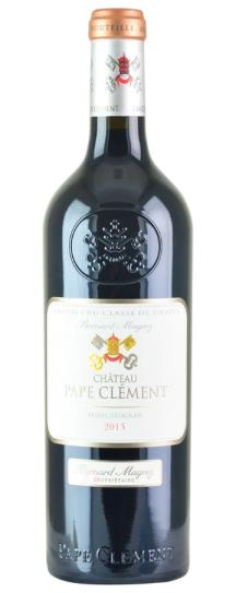 2015 Pape Clement Pape Clement