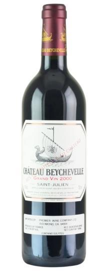 2000 Beychevelle Bordeaux Blend