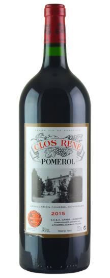 2015 Clos Rene Bordeaux Blend