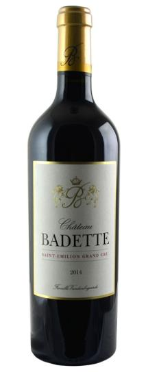 2014 Badette Bordeaux Blend