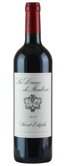 2018 La Dame de Montrose Bordeaux Blend