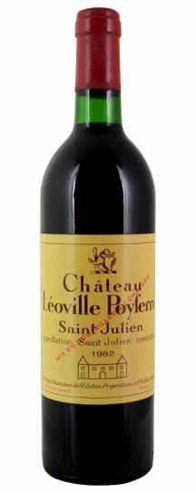 1961 Leoville-Poyferre Bordeaux Blend
