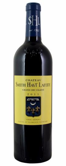 2011 Smith-Haut-Lafitte Bordeaux Blend