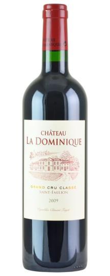 2009 La Dominique Bordeaux Blend