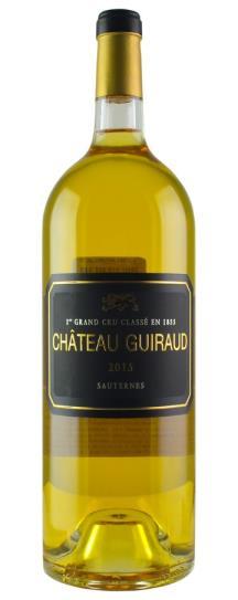 2015 Guiraud Sauternes Blend