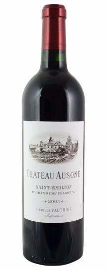 2005 Ausone Bordeaux Blend