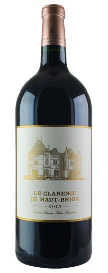 2015 Le Clarence de Haut Brion Bordeaux Blend