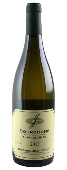 2013 Domaine Jean Grivot Bourgogne Blanc
