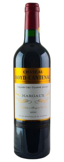 2010 Boyd-Cantenac Bordeaux Blend