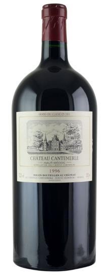 1996 Cantemerle Bordeaux Blend