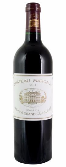 2011 Chateau Margaux Bordeaux Blend