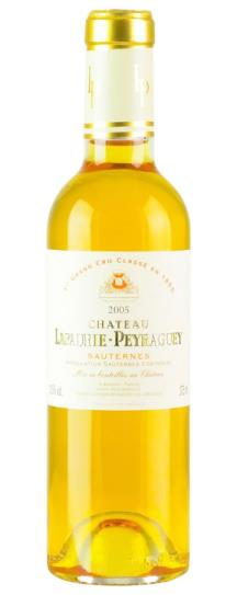 2005 Lafaurie-Peyraguey Sauternes Blend