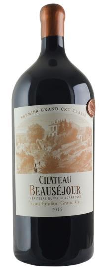 2015 Beausejour (Duffau Lagarrosse) Bordeaux Blend