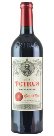 2015 Petrus Bordeaux Blend