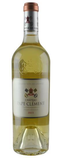 2013 Pape Clement Blanc