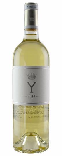 2015 Chateau d'Yquem Y (Ygrec)