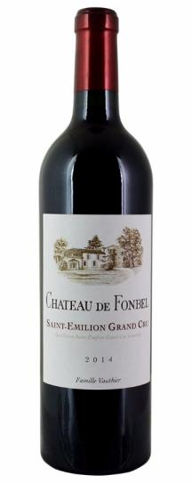 2014 Fonbel Bordeaux Blend