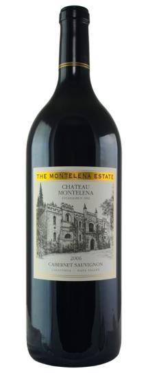 2006 Chateau Montelena Cabernet Sauvignon Estate
