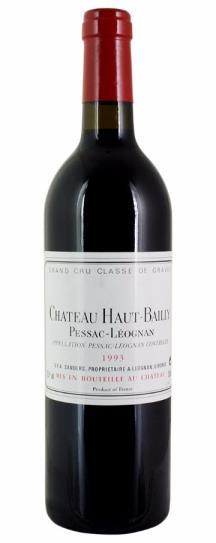 1993 Haut Bailly Bordeaux Blend