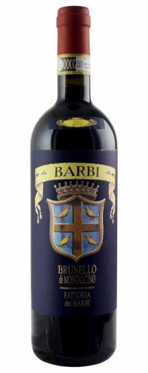 2012 Fattoria dei Barbi Brunello di Montalcino
