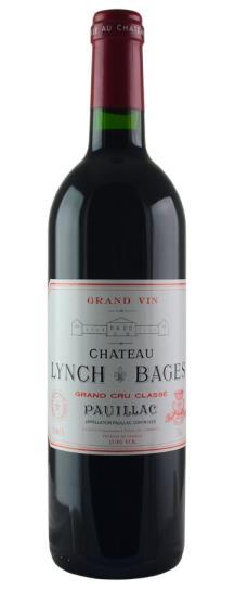 2003 Lynch Bages Bordeaux Blend