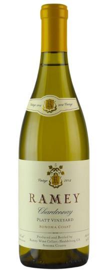 2014 Ramey Platt Vineyard Chardonnay