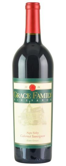 2006 Grace Family Vineyard Cabernet Sauvignon