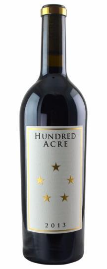 2009 Hundred Acre Vineyard Cabernet Sauvignon Kayli Morgan Vineyard