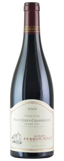 2009 Domaine Perrot-Minot Mazoyeres Chambertin Grand Cru Vieilles Vignes
