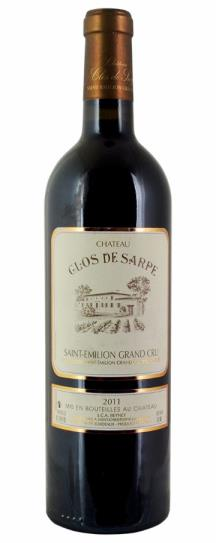 2015 Clos de Sarpe Bordeaux Blend