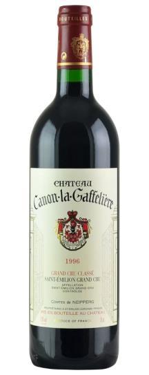 1996 Canon la Gaffeliere Bordeaux Blend