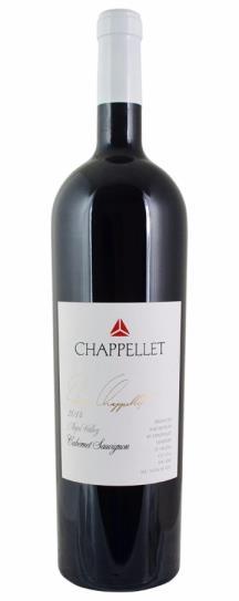 2014 Chappellet Cabernet Sauvignon Signature Napa