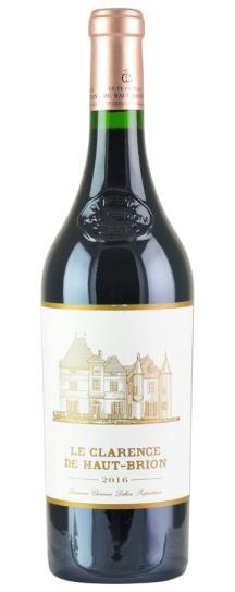 2020 Le Clarence de Haut Brion Bordeaux Blend