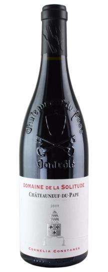 2007 Solitude, Domaine de la Chateauneuf du Pape Cornelia Constanza
