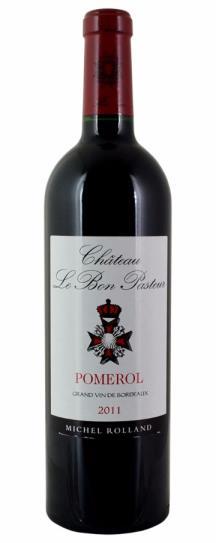 2016 Bon Pasteur Bordeaux Blend