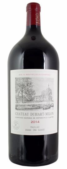 2014 Duhart-Milon-Rothschild Bordeaux Blend